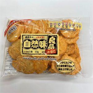 カワサ 自然味良品いかの海 53g
