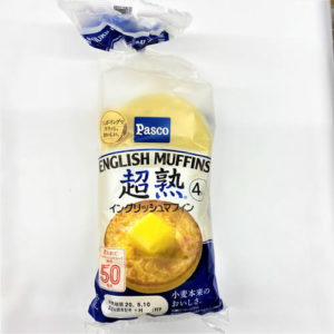 パスコ 超熟イングリッシュマフィン 4個入 01