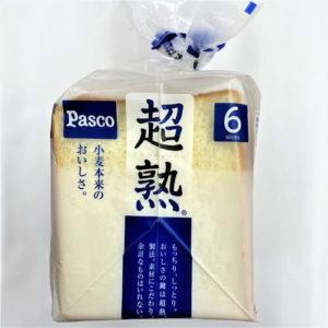 パスコ 超熟食パン 6枚切 02