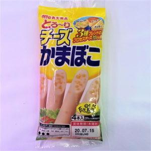 丸大食品 チーズかまぼこ4本入 92g