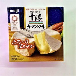 明治 十勝カマンベールチーズ 90g