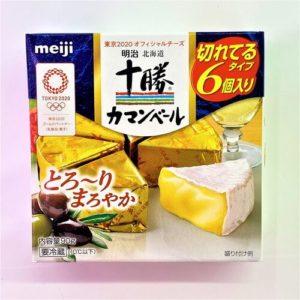 明治 十勝切れてるカマンベールチーズ 90g