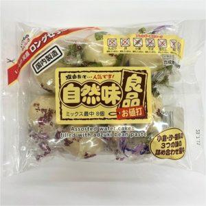 石増製菓 自然味良品ミックス最中 8個