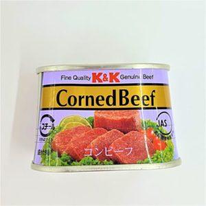 K&K コンビーフ 100g 01