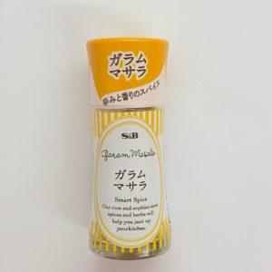 S&B ガラムマサラ 6.4g 01