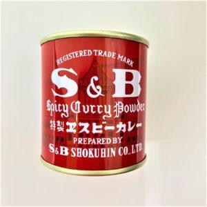 S&B カレー缶 37g 01
