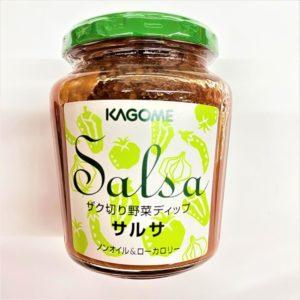 カゴメ サルサトマトミックスソース 240g 01