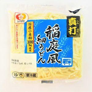 シマダヤ 稲庭風細うどん 200g 01