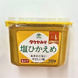 タケヤ タケヤ塩ひかえめ 500g 02