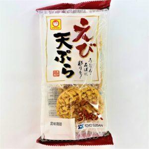 マルちゃん えび天ぷら 3枚入 01