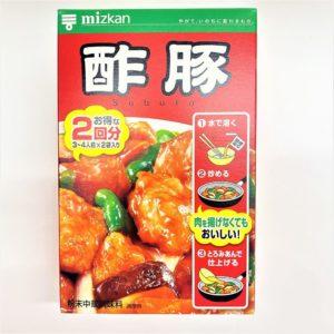 ミツカン 酢豚の素 3〜4人前×2袋入 01