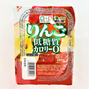 ヨコオ りんごゼリーBIG 280g 01