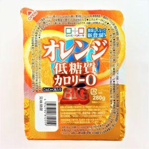 ヨコオ オレンジゼリーBIG 280g 01