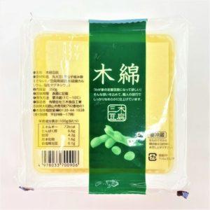 三木食品 木綿豆腐 350g 01
