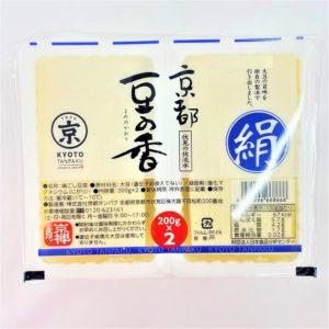 京都タンパク 京都豆の香絹 200g×2 01