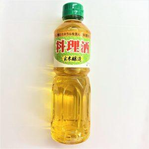 佐乃井酒造 料理酒 500ml 01