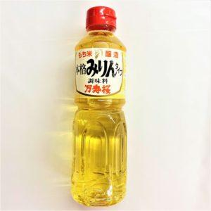 佐乃井酒造 本格みりんタイプ調味料 500ml 01