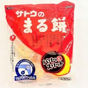 佐藤食品 サトウのまる餅 400g 01
