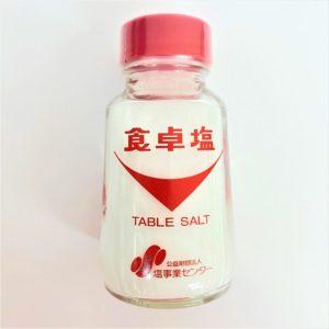 塩事業センター 食卓塩 100g 01