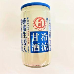 大関 冷涼甘酒 180g 01