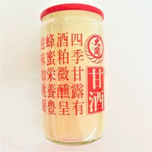 大関 甘酒 190g 01