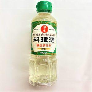 日の出 料理酒 400ml 01