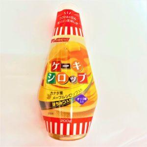 日清フーズ ケーキシロップ 200g
