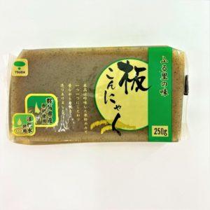 津田食品 板こんにゃく 250g 01