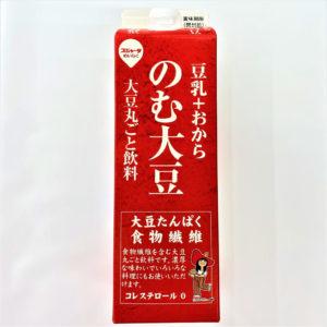 めいらく のむ大豆 900ml 01