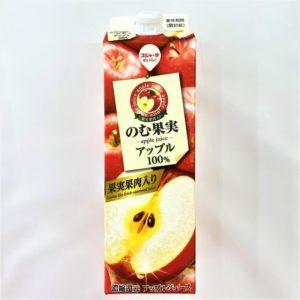 めいらく のむ果実アップル 1000ml 01