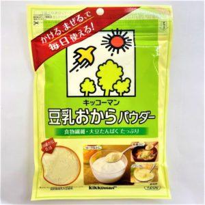 キッコーマン 豆乳おからパウダー 120g 01