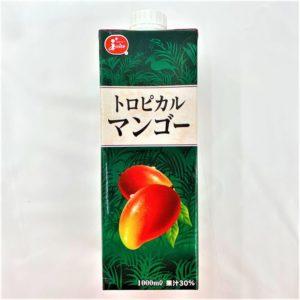 ジューシー トロピカルマンゴー 1000ml 01