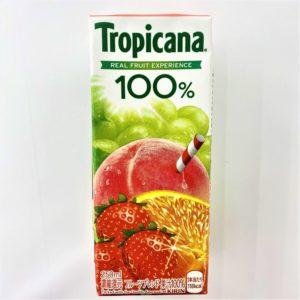 トロピカーナ 100%フルーツブレンド 250ml 01