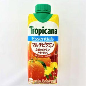 トロピカーナ Essentialsマルチビタミン 330ml 01