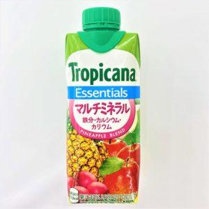 トロピカーナ Essentialsマルチミネラル 330ml 01