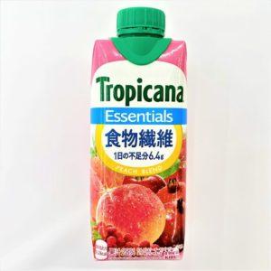トロピカーナ Essentials食物繊維 330ml 01