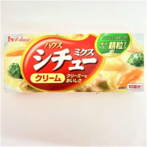 ハウス シチューミックスクリーム 10皿分 01