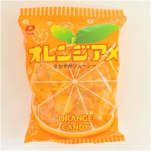パイン オレンジアメ 120g 01