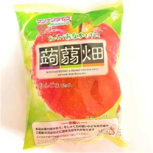 マンナンライフ 蒟蒻畑(りんご) 12個入 01