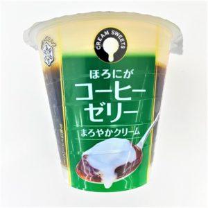 メグミルク ほろにがコーヒーゼリー 110g 01