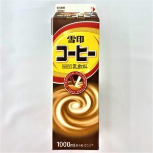 メグミルク 雪印コーヒー 1000ml 01
