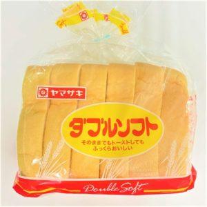 ヤマザキ ダブルソフト食パン 6枚切 01