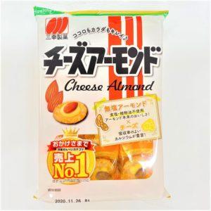 三幸製菓 チーズアーモンド 16枚入 01