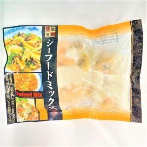 丸一水産 シーフードミックス(冷凍) 120g 01