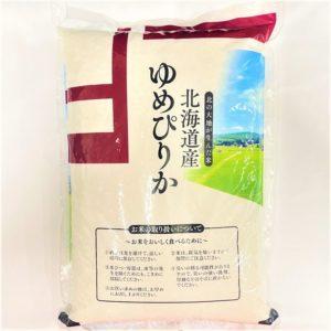 北海道産 ゆめぴりか 2kg 01