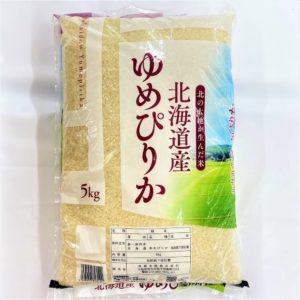 北海道産 ゆめぴりか 5kg 02