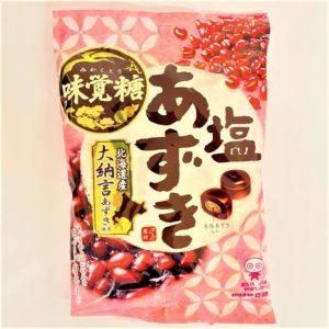 味覚糖 塩あずき 109g 01