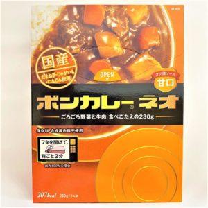 大塚食品 ボンカレーネオ(甘口) 230g 01