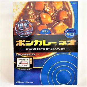大塚食品 ボンカレーネオ(辛口) 230g 01