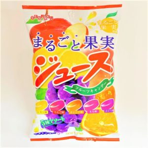 扇雀飴本舗 まるごと果実ジュース 110g 01